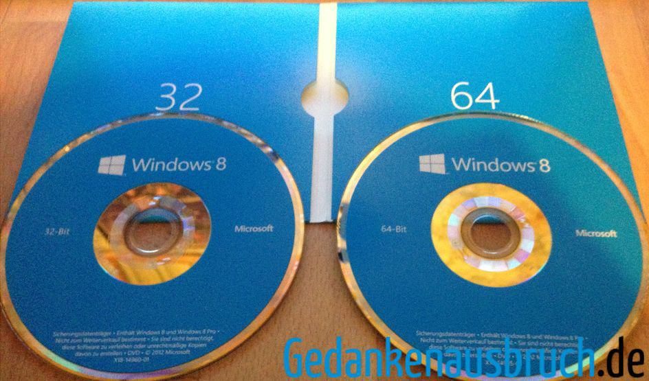 Windows 8 CD/DVD