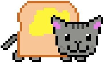 nyan cat!!11!11!1!!!!!eins!1!1!!elf!!!