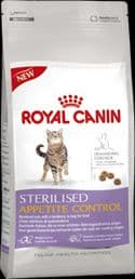 Royal Canin - Sterilised Appetite Control