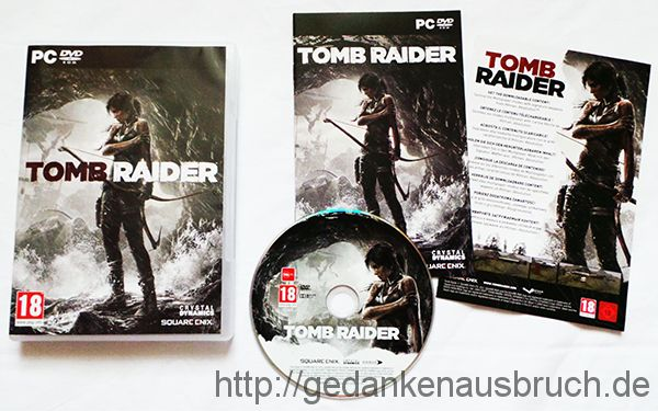 Tomb Raider - 2game.com