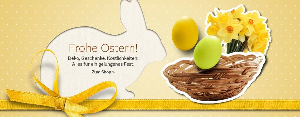OTTO Newsletter - Frohe Ostern