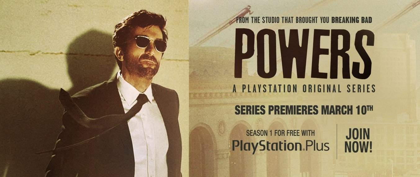 PlayStation Plus - Serie Powers