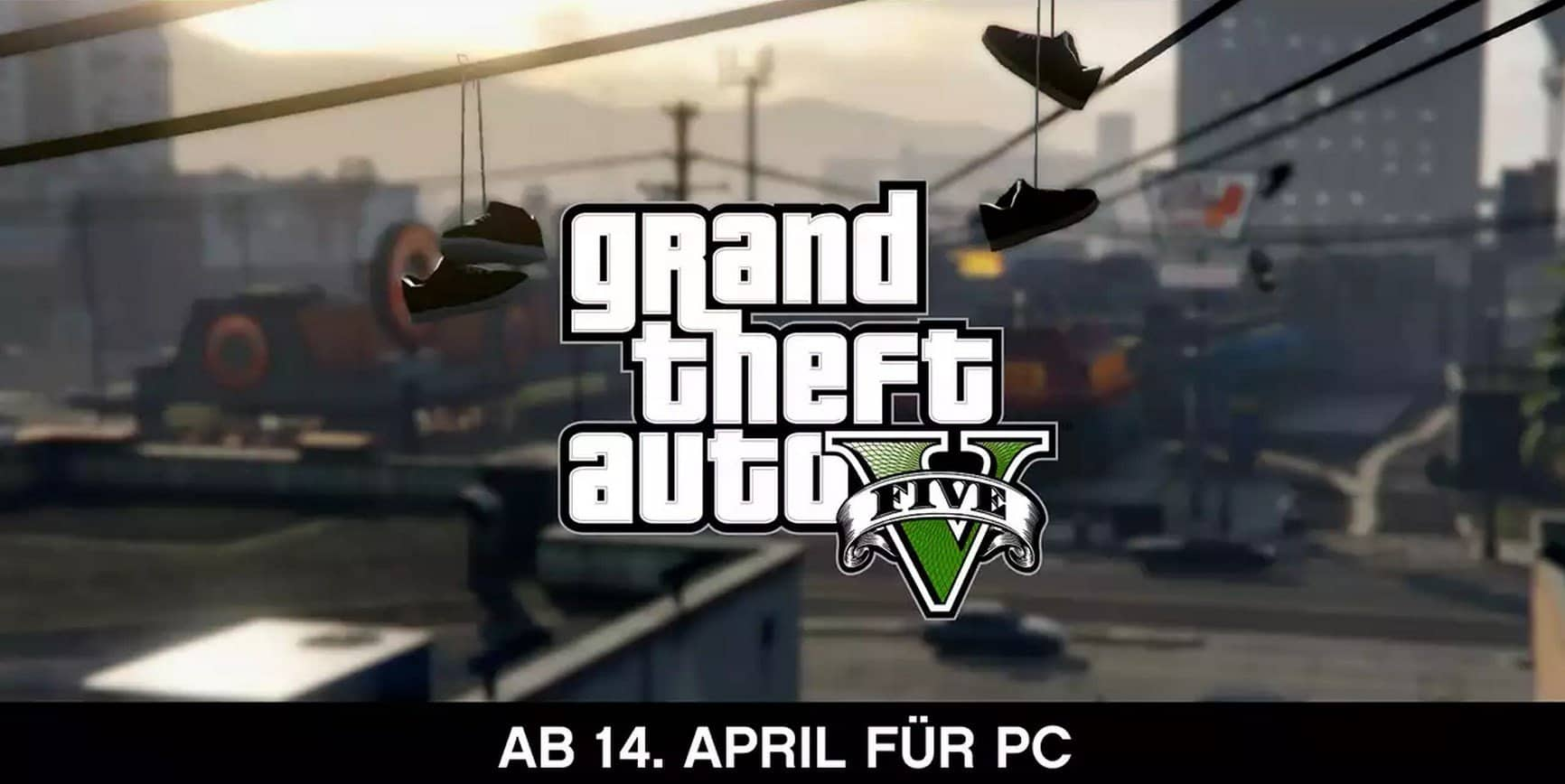 GTA 5 Release - Video 60 FPS - Ab 14. April 2015