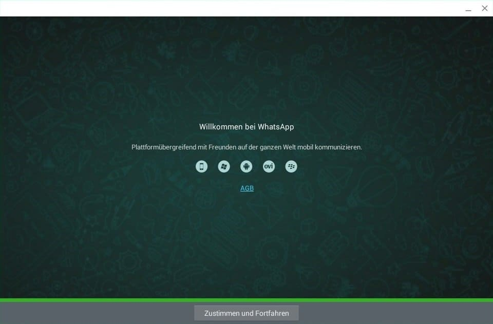 WhatsApp - Google Chrome App