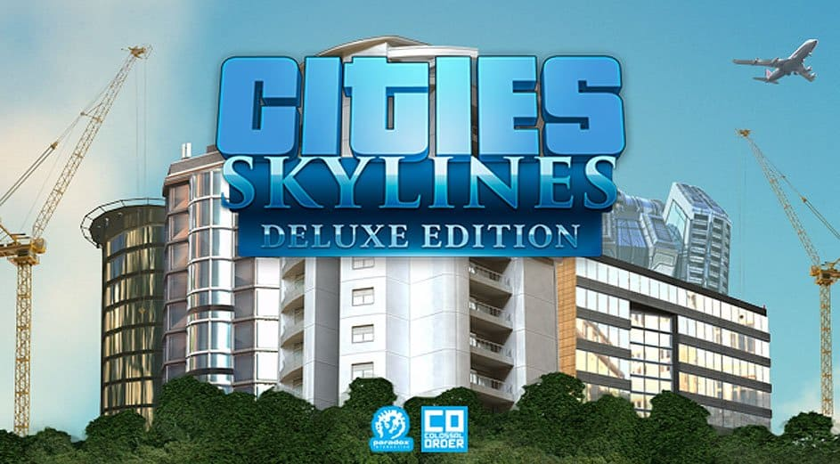 Cities Skyline Deluxe Edition