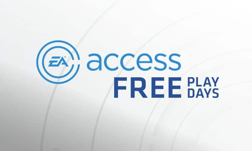 EA Access - Free Play Days