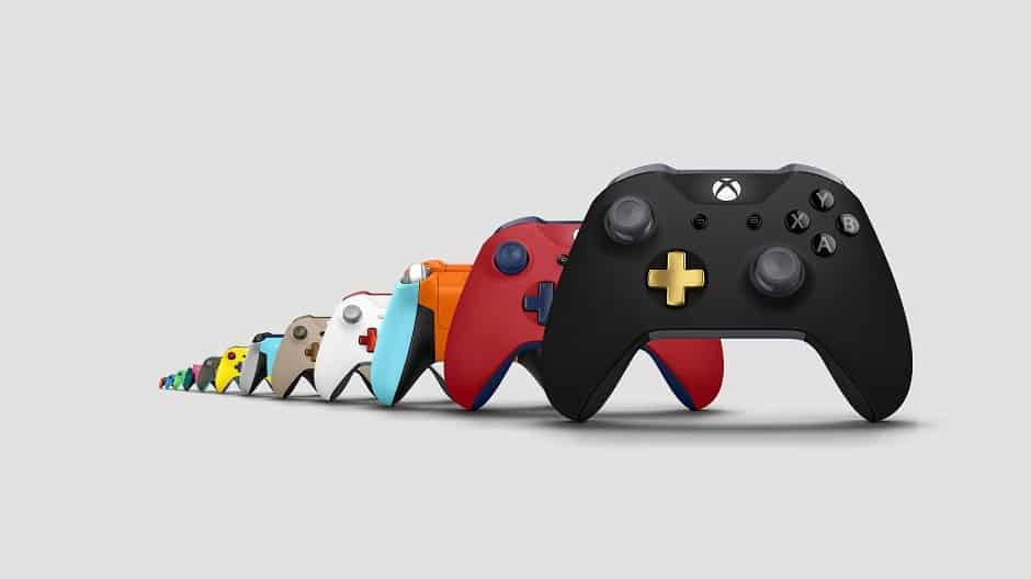 Xbox Design Lab - Xbox One-Controller