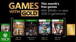 Microsoft - Xbox - Games with Gold - September 2018