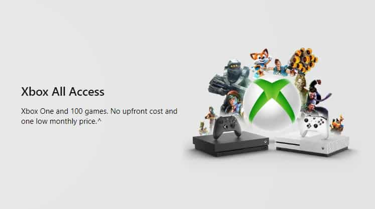 Microsoft - Xbox - Xbox All Access