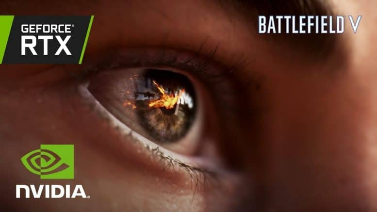 Nvidia GeForce RTX - Battlefield V