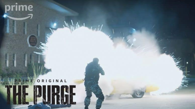 Amazon Prime Video - The Purge - Staffel 1
