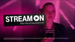 Deutsche Telekom - StreamOn - Reklame
