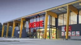 REWE Supermarkt - Berlin-Rudow