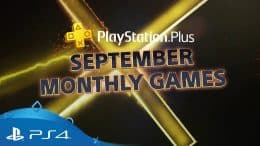Sony - PlayStation Plus - September 2018