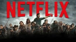 Netflix - The Walking Dead - Reklame