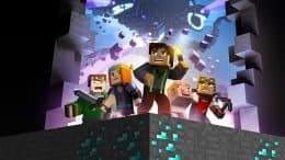 Minecraft - Story Mode - Cover