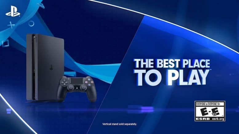 Sony - PlayStation 4 - Reklame