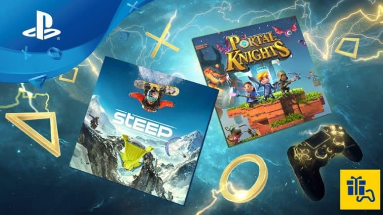 Sony - PlayStation - PlayStation Plus - Januar 2019