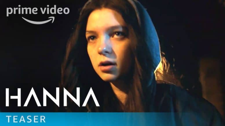 Amazon Prime Video - Hanna - Staffel 1 - Teaser