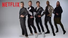 Netflix - Serie - Queer Eye - Staffel 3 - März 2019