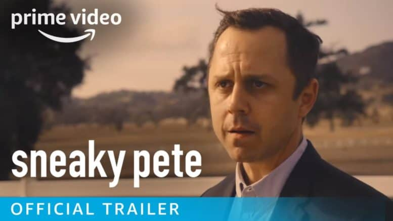 Amazon Prime Video - Sneaky Pete - Official Trailer - Teaser