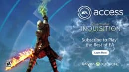 Electronic Arts - EA Access - Dragon Age Inquisition - Xbox One - Teaser