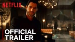 Lucifer - Serie - Netflix - Official Trailer - Teaser