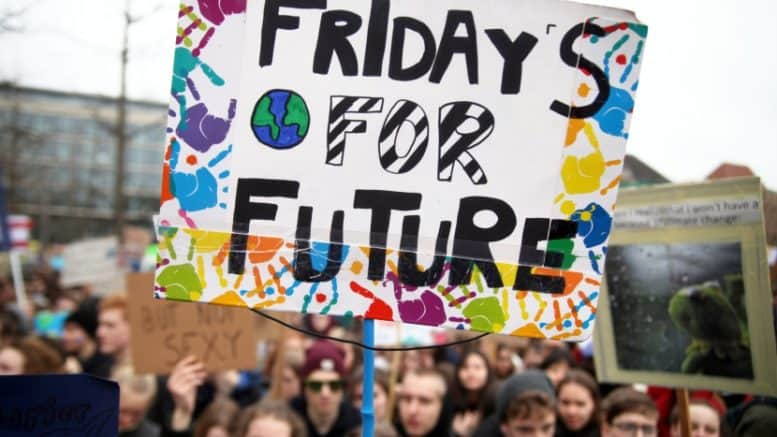 Fridays for Future - Demonstration