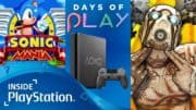 Inside PlayStation - PlayStation Plus - Spiele - Juni 2019 - Plays of Play