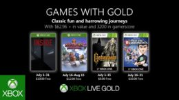Microsoft - Xbox - Games with Gold - Spiele - Juli 2019