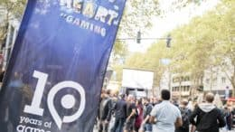 gamesom 2018 - 10 years of gamescom - Spielemesse - Messe - Hohenzollernring - Köln-Innenstadt
