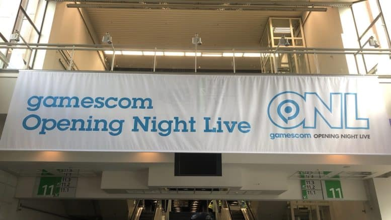 Gamescom - Opening Night Live ONL - koelnmesse - gamescom 2019 - Köln-Deutz