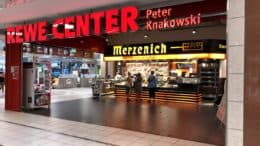 REWE Center Peter Knakowski - Supermarkt - City Center - Köln-Chorweiler