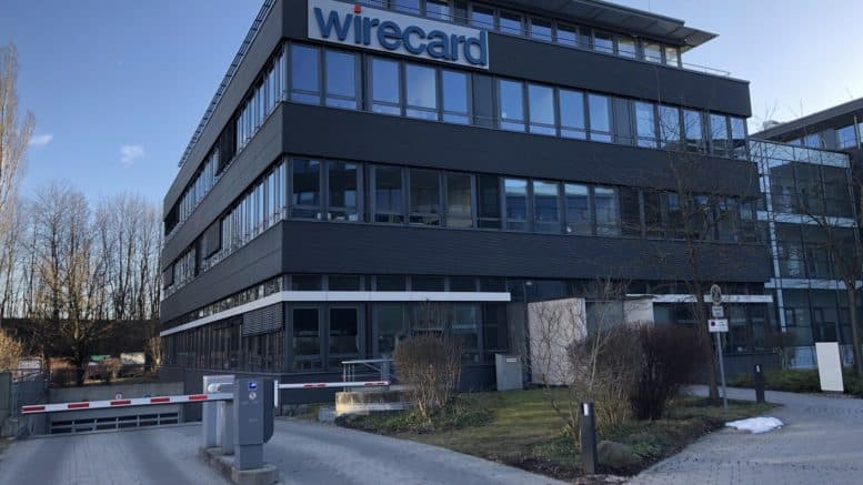 Wirecard - Firmensitz - Einsteinring - Aschheim